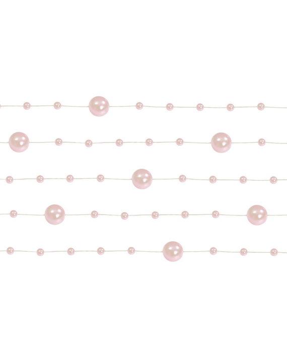 koristehelminauha-vaaleanpunainen