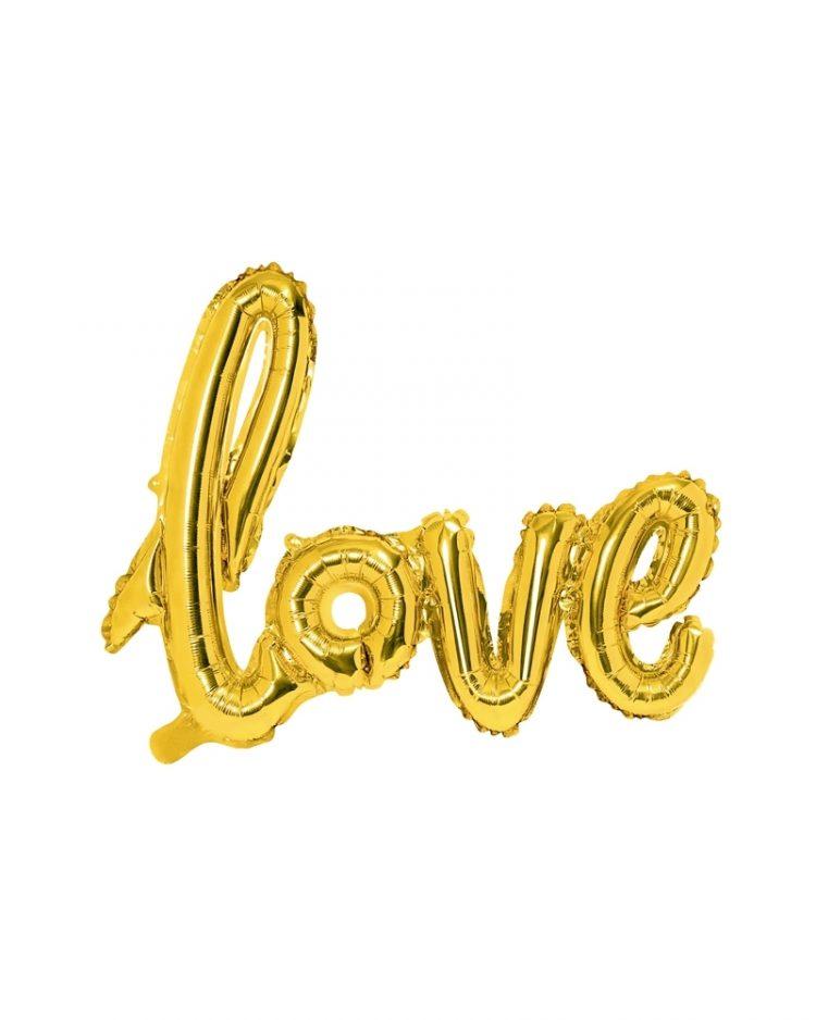 Love foliopallo