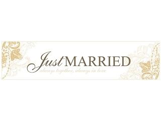 Just married kyltti hääautoon