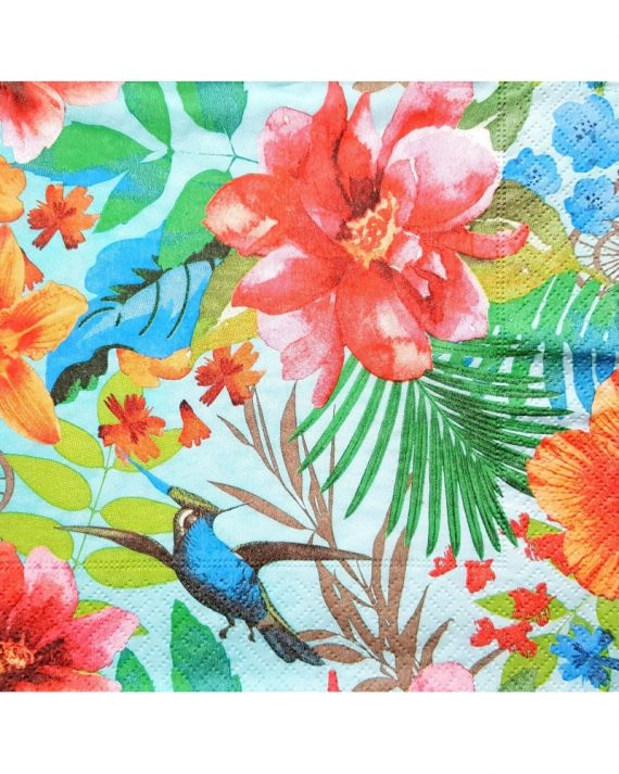tropical paradise lautasliinat