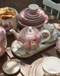 Pip Studio Spring to life kattaus vaaleanpunainen