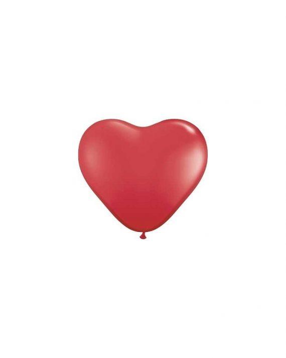 Sydän ilmapallot punainen