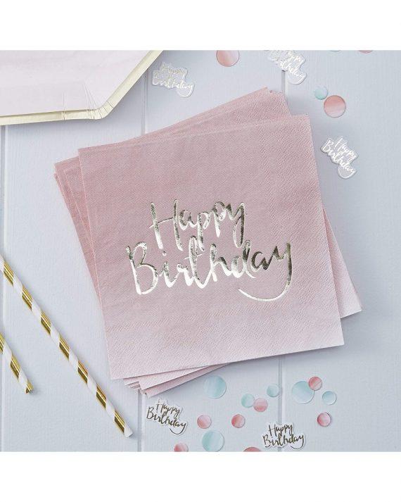 Happy birthday servetit