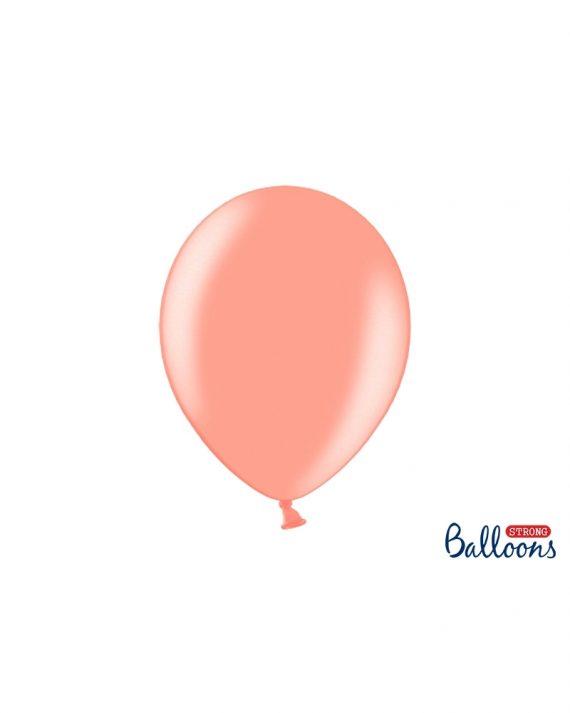 Ruusukulta ilmapallot
