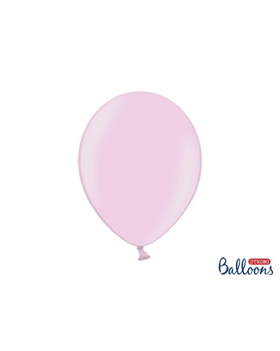 Vaaleanpunaiset ilmapallot