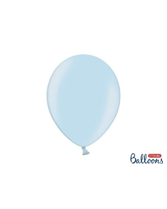 Vaaleansiniset ilmapallot