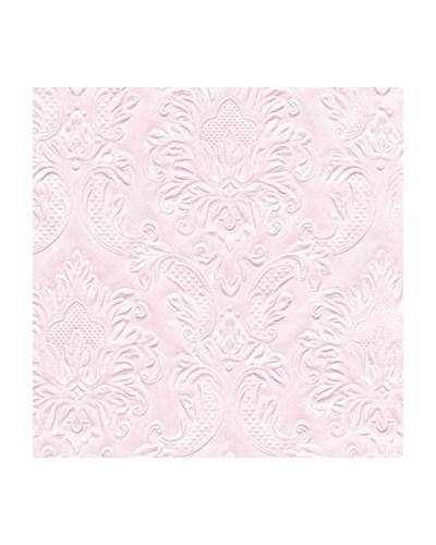Upeat vaaleanpunaiset servetit juhlaan