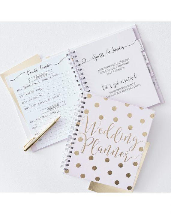 Wedding planner hääsuunnittelukirja
