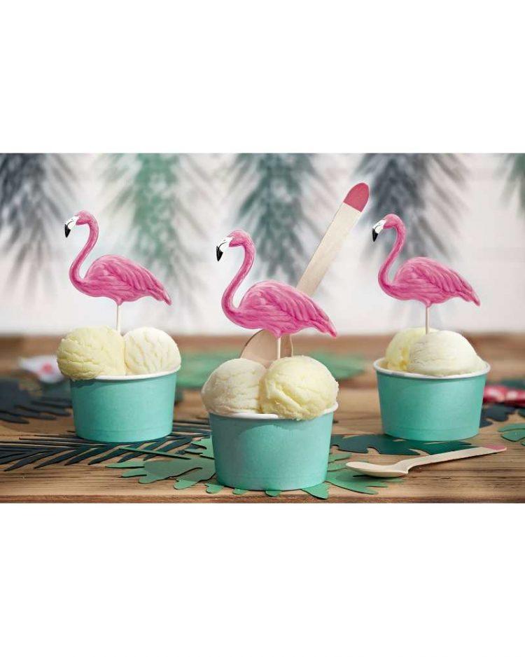 Flamingo koristetikut