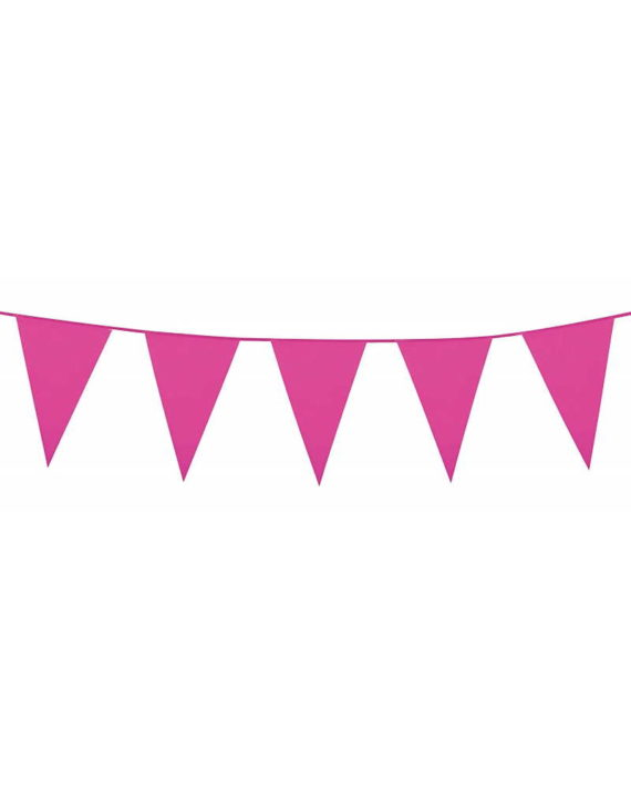 Pinkki lippuviiri