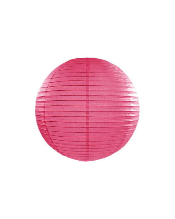 Pinkki paperilyhty