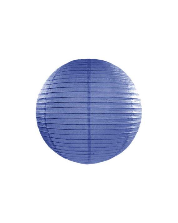 Sininen paperilyhty
