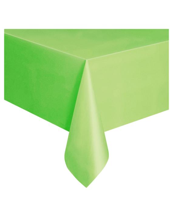 pöytäliina-vaaleanvihreä