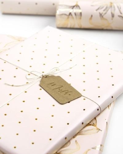 Lahjapaperit ja paperipussit